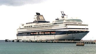 Picture of Celebrity Cruises M.V. Galaxy.
